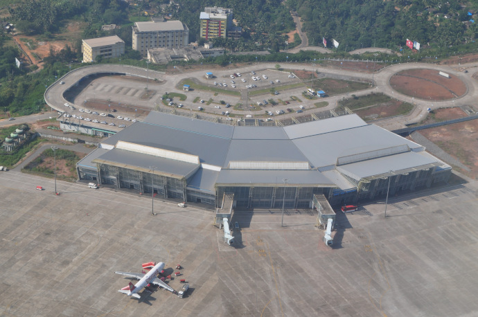 Mangalore International Airport serves Mangalore city in India.